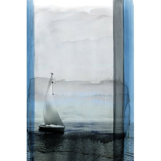 Sails - Art Print on Premium Canvas