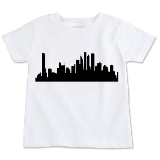 Spunky Stork City Organic Kid T-shirt