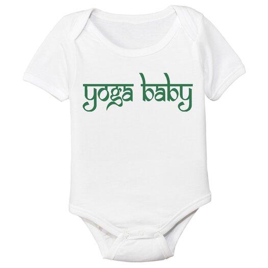 Spunky Stork Yoga Baby Organic One Piece