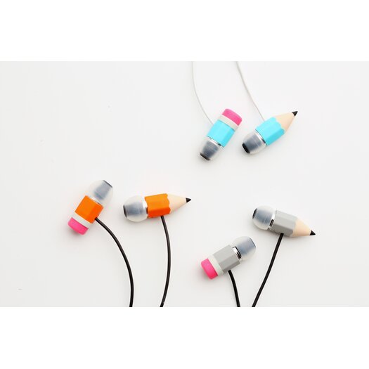 Molla Space, Inc. Magic Pencil Earphones
