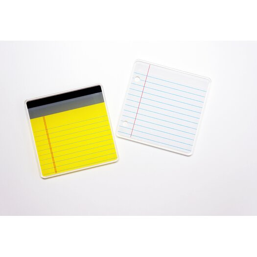 Molla Space, Inc. Coaster Pads Loose Leaf