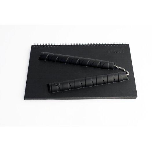 Molla Space, Inc. Nunchucks Armed Notebook