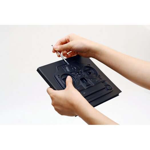 Molla Space, Inc. Remote Control Notebook