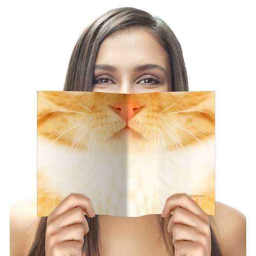 Molla Space, Inc. Cat Sniffing Notebook