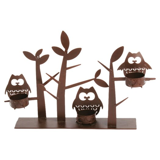 TAG Owl Metal Tealight