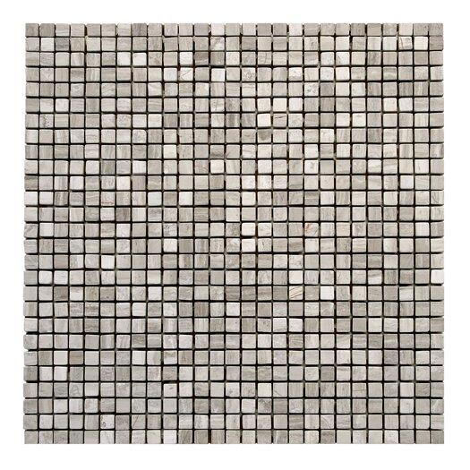 Solistone Haisa Marble Unpolished Mosaic in Haisa Light