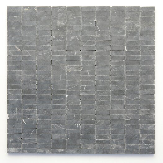 Solistone Post Modern Marble Unpolished Mosaic in Maison