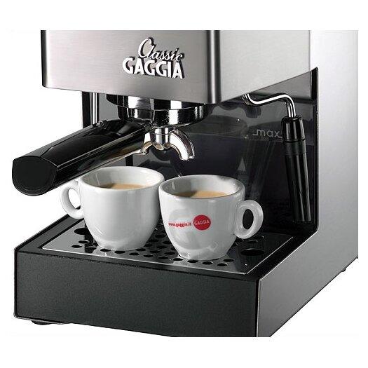 Gaggia Classic Semi-Automatic Espresso Machine