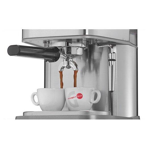Gaggia Baby Twin Semi-Automatic Espresso Machine