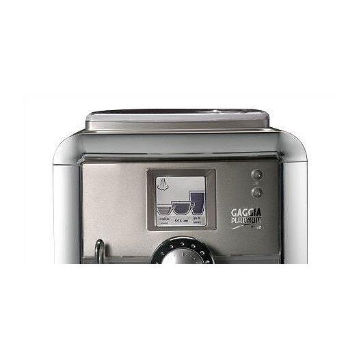 Gaggia Platinum Vision Espresso Machine with Milk Island