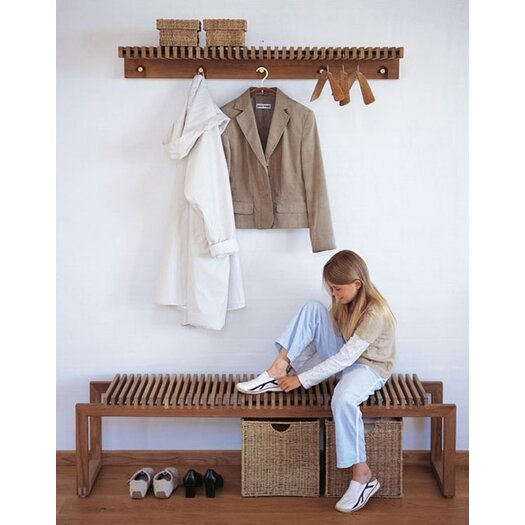 Skagerak Denmark Teak Cutter Wardrobe