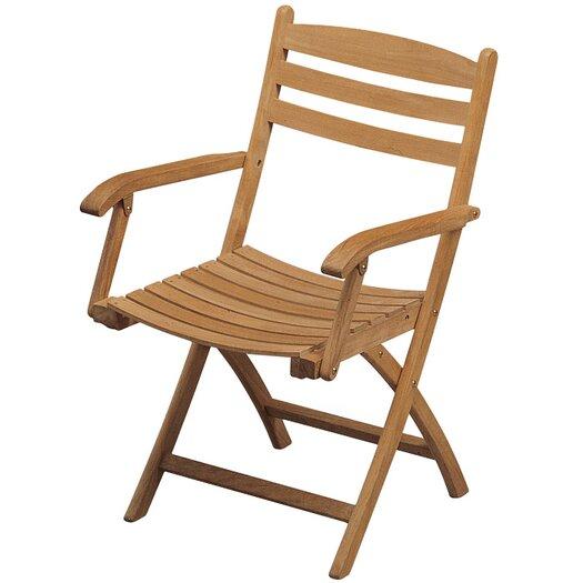 Skagerak Denmark Teak Selandia Arm Chair