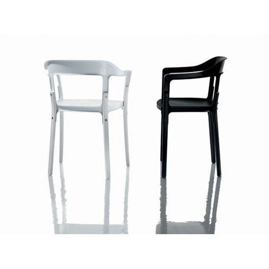 Magis Steelwood Dining Arm Chair