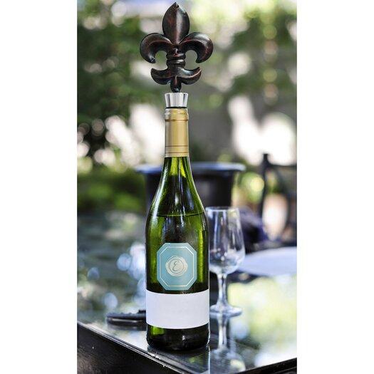 Vinotemp Fleur De Lis Bottle Stopper