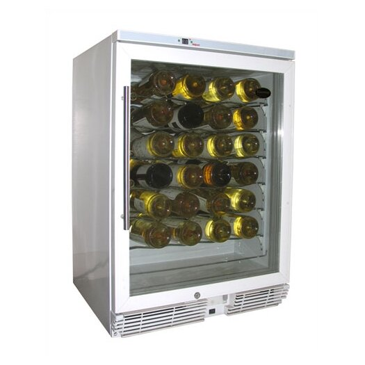 Vinotemp 58 Bottle Single Zone Wine Refrigerator