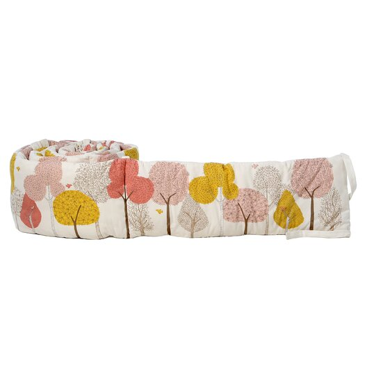 DwellStudio Treetops Canvas Bumper