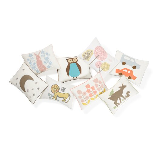 DwellStudio Owls Boudoir Pillow