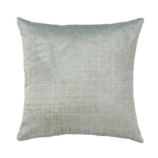 DwellStudio Etched Velvet Mist Pillow