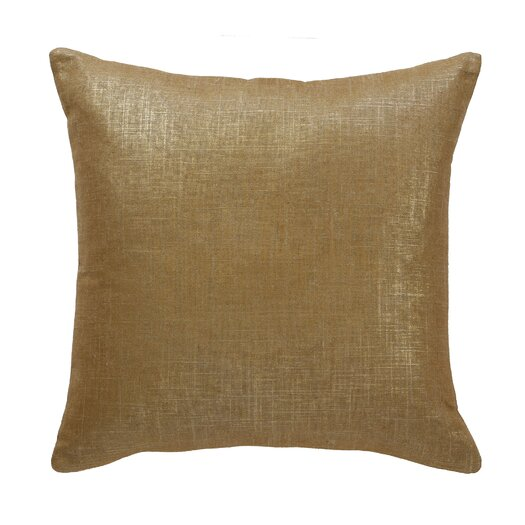 DwellStudio Regency Linen Copper Pillow