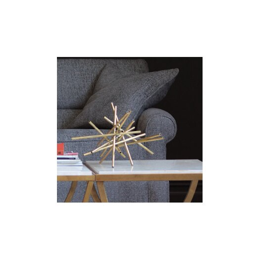 DwellStudio Tubular Burst Sculpture