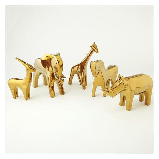 DwellStudio Antelope Gold Objet