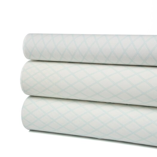 DwellStudio Marquis Robin's Egg Sheet Set