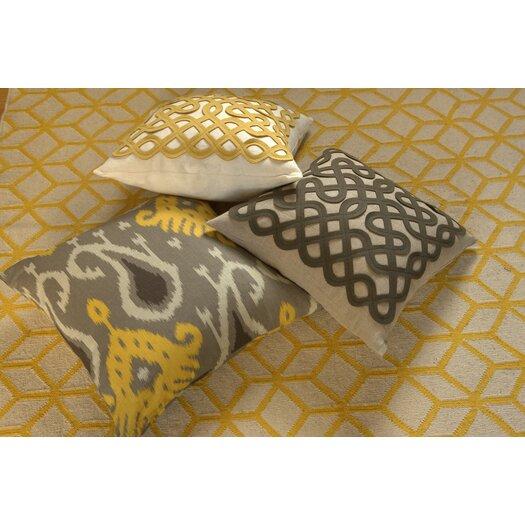 DwellStudio Batavia Citrine Pillow