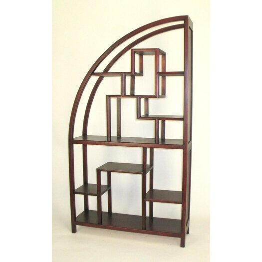 "Wayborn Hangchu 72"" Bookcase"