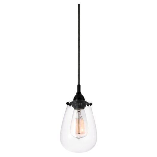 Sonneman Chelsea 1 Light Pendant