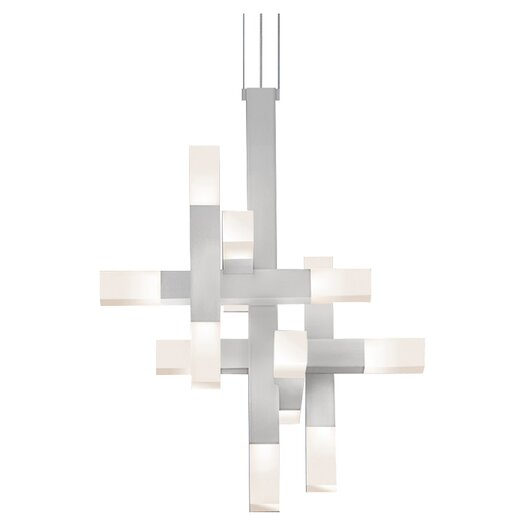 Sonneman Connetix 13 Light Small Pendant