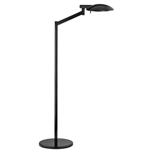 Sonneman Perch Pharmacy 1 Light Swing Arm Floor Lamp