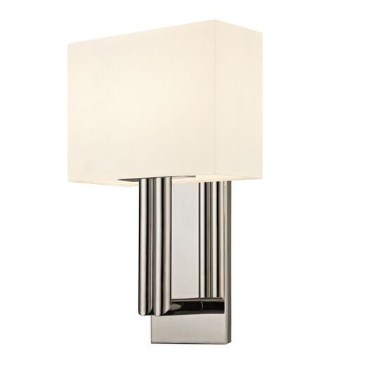 Sonneman Madison 2 Light Wall Sconce