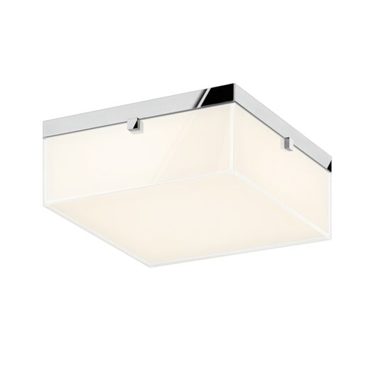 Sonneman Parallel Flush Mount