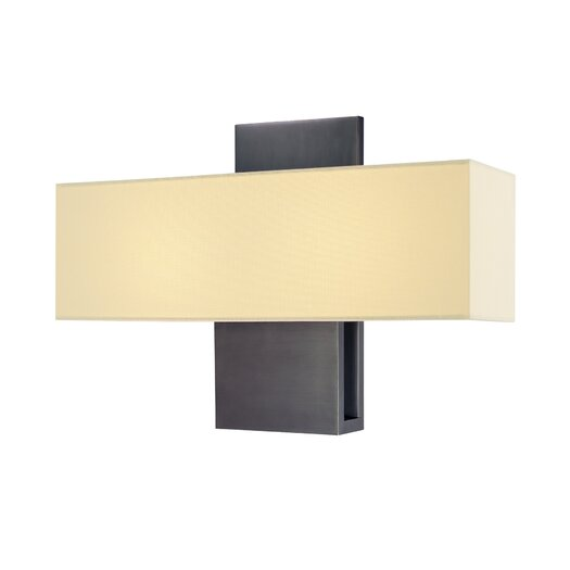 Sonneman Ombra 2 Light Wall Sconce