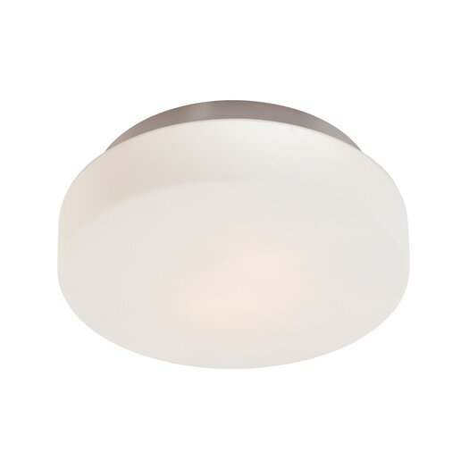 Sonneman Pan 3 Light Flush Mount