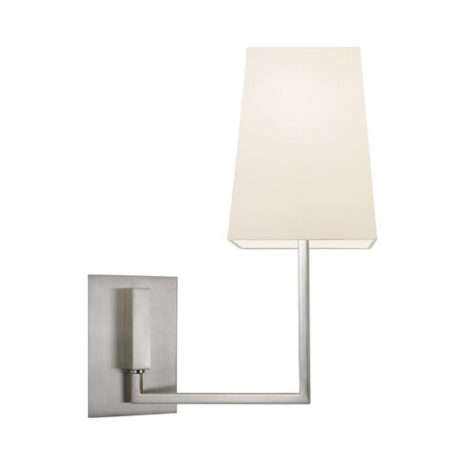 Sonneman Verso 1 Light Wall Sconce