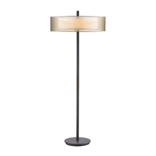 Sonneman Puri 3 Light Floor Lamp