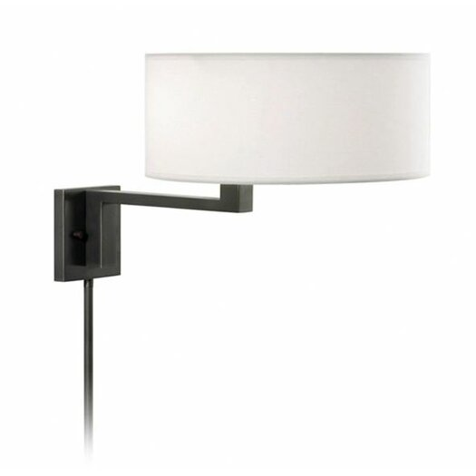 Sonneman Quadratto Swing Arm Wall Sconce