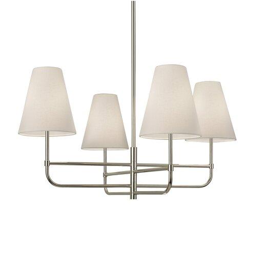 Sonneman Bistro 4 Light Pendant