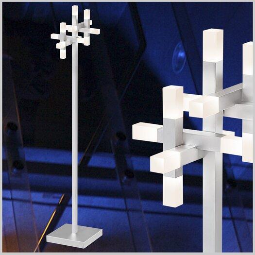 Sonneman Connetix 13 Light Floor Lamp