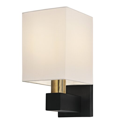 Sonneman Cubo 1 Light Wall Sconce