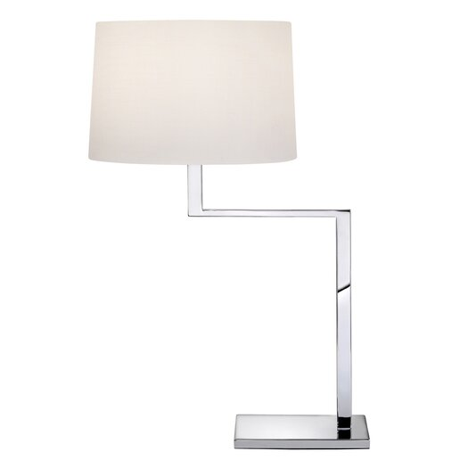 "Sonneman Thick Thin 29"" H Table Lamp with Empire Shade"