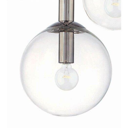 Sonneman Bubbles 8 Light Pendant