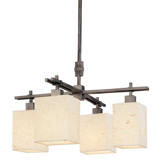 Sonneman Nikko 4 Light Pendant