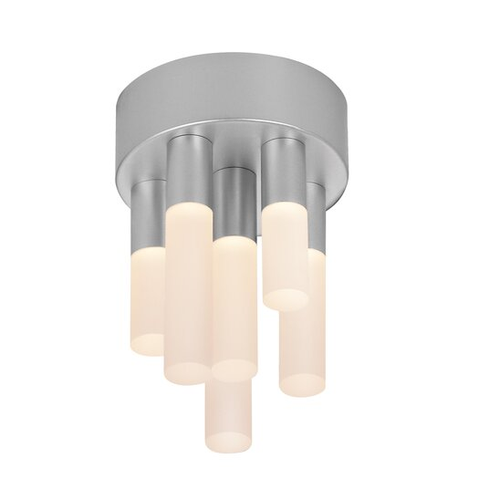 Sonneman Staccato 6 Light Flush Mount