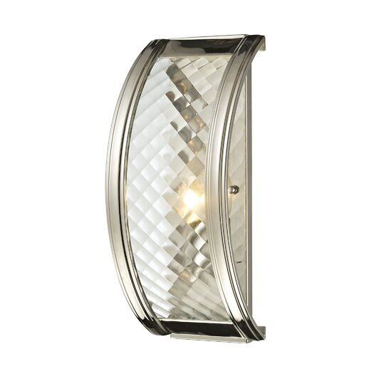 Elk Lighting Chandler 1 Light Wall Sconce