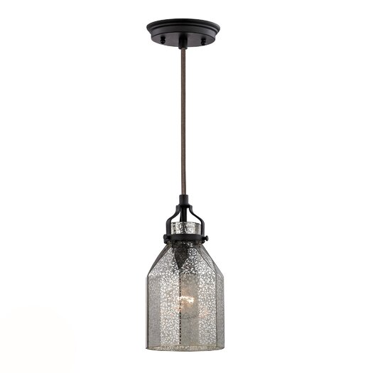 Elk Lighting Danica 1 Light Mini Pendant