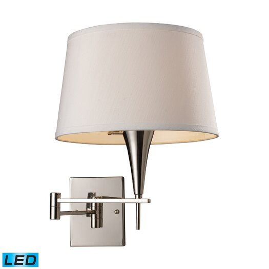 Elk Lighting Annika Swing Arm Wall Sconce