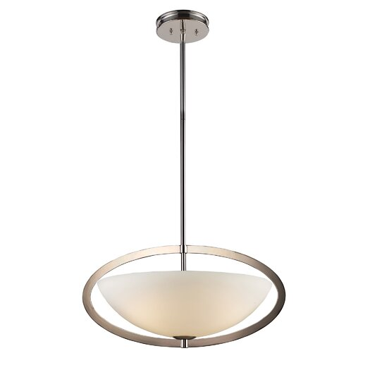 Elk Lighting Dione 3 Light Inverted Pendant