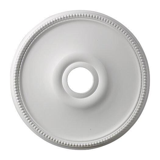 Elk Lighting Ceiling Medallion in White
